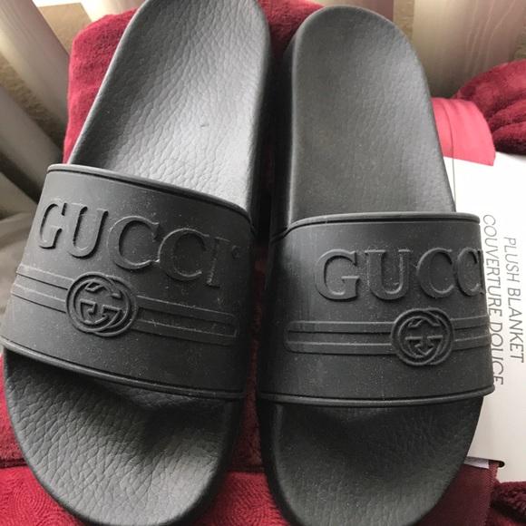 7202a4fabba2b Gucci Other - Gucci slides